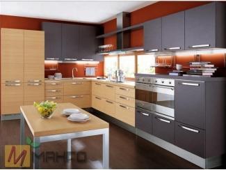 Большой вместительный кухонный гарнитур Ингрит - Мебельная фабрика «Манго»