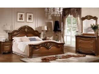 Спальный гарнитур «Джаконда»  - Мебельная фабрика «Слониммебель»