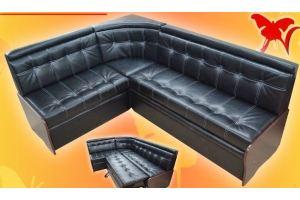 кухонный угловой диван Уют-2 - Мебельная фабрика «Натали»