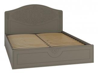 Двуспальная кровать Грей  - Мебельная фабрика «Компасс»
