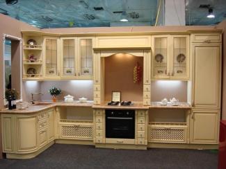 Кухня Марселла массив - Мебельная фабрика «Эсси»