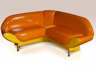 Кухонный угловой диван Аврора - Мебельная фабрика «Виктория»