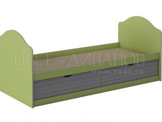 Кровать детская Фанди - Мебельная фабрика «Цвет диванов»