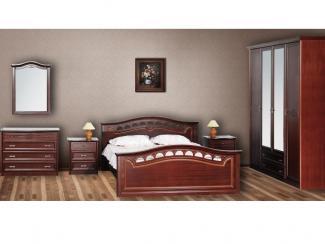 Спальный гарнитур «Нижегородец - 94» - Мебельная фабрика «Нижегородец»