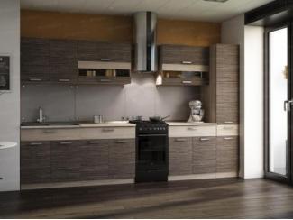 Кухня прямая  Эра 2,8 - Мебельная фабрика «Эра», г. Пенза