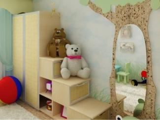 Детская Лесенка 1 - Мебельная фабрика «Мебель от БарСА»