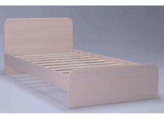 Кровать в спальню Незабудка 2 - Мебельная фабрика «Комодофф»