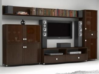 Уютная гостиная Сицилия 46  - Мебельная фабрика «Фран»