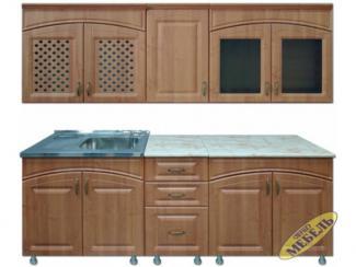 Кухня прямая 30 - Мебельная фабрика «Трио мебель»