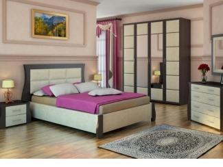 Спальный гарнитур Андорра 2