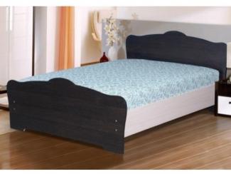 Кровать ЛДСП 6 - Мебельная фабрика «Уютный Дом»