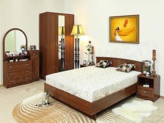 Спальня Светлана М4 - Мебельная фабрика «МебельШик»