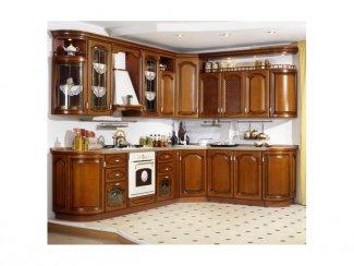Кухня из массива Виктория