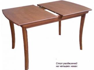 Стол обеденный раздвижной Орфей