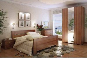 Спальня Валисс  - Мебельная фабрика «Волхова»