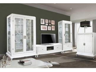 Белая гостиная Соната - Мебельная фабрика «Молодечномебель»
