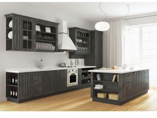 Кухня прямая Адель - Мебельная фабрика «Lasort»