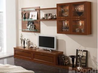 гостиная стенка Alba А2205С - Мебельная фабрика «Дана»