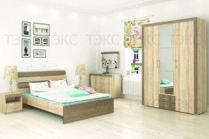 Спальный гарнитур Адель - Мебельная фабрика «ТЭКС»