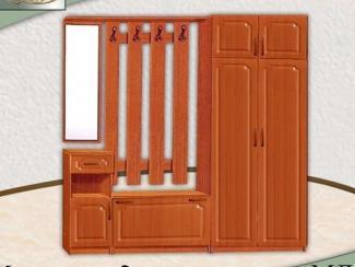 Прихожая Машенька 2 - Мебельная фабрика «Элна»