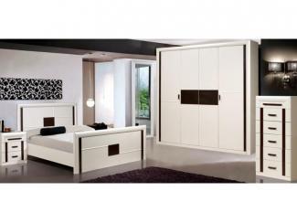 Спальный гарнитур Доминика - Мебельная фабрика «Слониммебель»