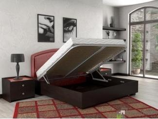 Кровать Ре-Форма 007 - Изготовление мебели на заказ «Ре-Форма», г. Уфа