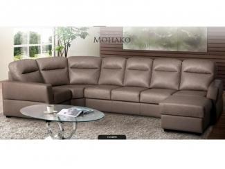 Модульный угловой диван Монако