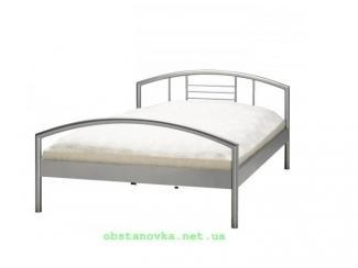 Кровать двуспальная  Марта - Мебельная фабрика «Tandem»