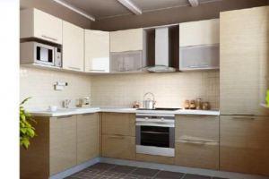 Угловая кухня Джессика - Мебельная фабрика «Кухни МЕСТО»