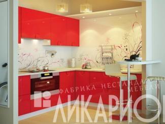 Кухня угловая «Памела парма» - Мебельная фабрика «Ликарион»