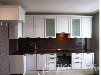 Кухня из массива дерева  - Мебельная фабрика «Престиж»