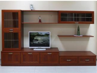 Гостиная стенка АН408 - Мебельная фабрика «Антарес»