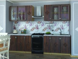 Кухонный гарнитур прямой Кармен - Мебельная фабрика «Альбина»