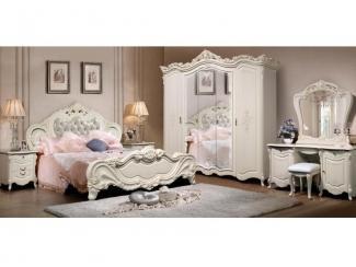 Роскошная спальня Элиза - Мебельная фабрика «Слониммебель», г. Слоним