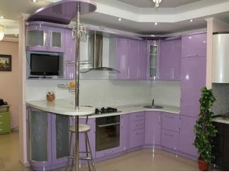 Кухня из пластика ПЛ-1  - Мебельная фабрика «Леспром»