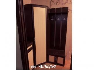 Угловая прихожая - Мебельная фабрика «МЕБЕЛов»