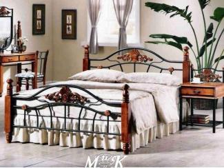 Кровать решетка металлическая