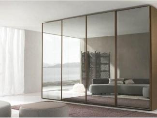 Зеркальный шкаф-купе 75 - Мебельная фабрика «Триана»