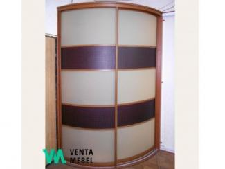 ШКАФ РАДИУСНЫЙ VENTA-0140 - Мебельная фабрика «Вента Мебель»