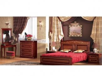 Спальный гарнитур Сильвия