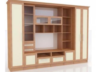 Гостиная стенка Архитектор 1 - Мебельная фабрика «Командор»