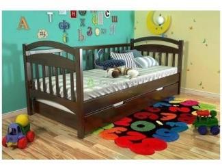 Кровать Малютка - Мебельная фабрика «Верба-Мебель»