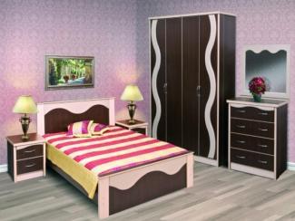 Спальня Карина 07 - Мебельная фабрика «Гар-Мар»