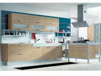 Кухня прямая Cortina - Мебельная фабрика «Zetta»