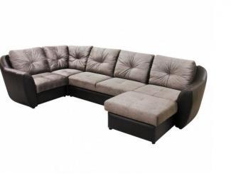 Угловой диван Лондон 3 - Мебельная фабрика «КМК (Красноярская мебельная компания)»