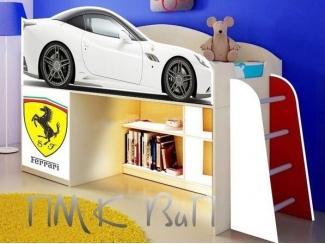 Детская кровать  Ферари модель 1 - Мебельная фабрика «ПМК ВиП»