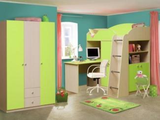Детская Дельфин-5 - Мебельная фабрика «Аристократ»