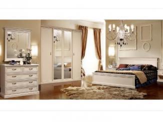 Спальня Амелия-2 ГМ 8070-01 - Мебельная фабрика «Гомельдрев», г. - не указан -