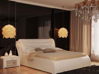 Кровать Лоретта - Мебельная фабрика «Angelo Astori»