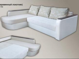 Диван угловой Даурия - Мебельная фабрика «На Трёхгорной»